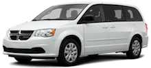 Self-Drive Option (Car or Minivan Rental)