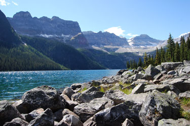 Boom Lake, Kootenay National Park