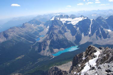 Consolation Lakes & Moraine Lake, Banff National Park