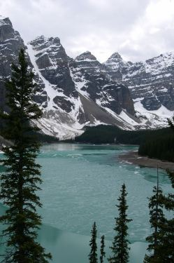 Moraine Lake. Banff National Park.