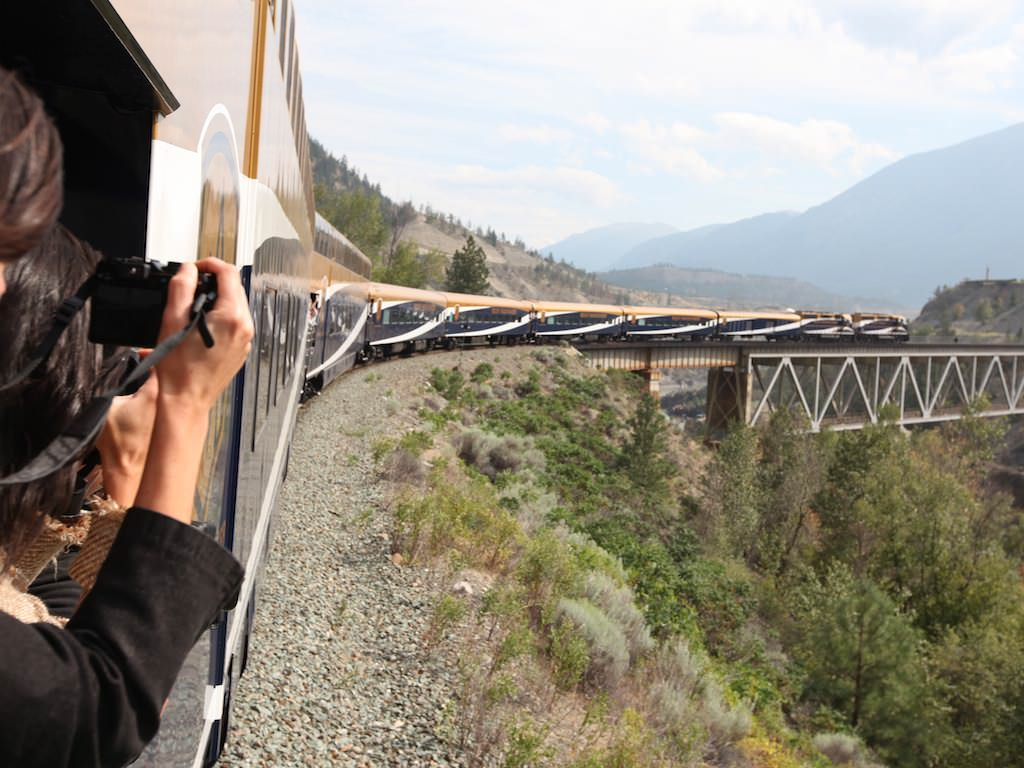 Rocky Mountaineer Photo Opportunities