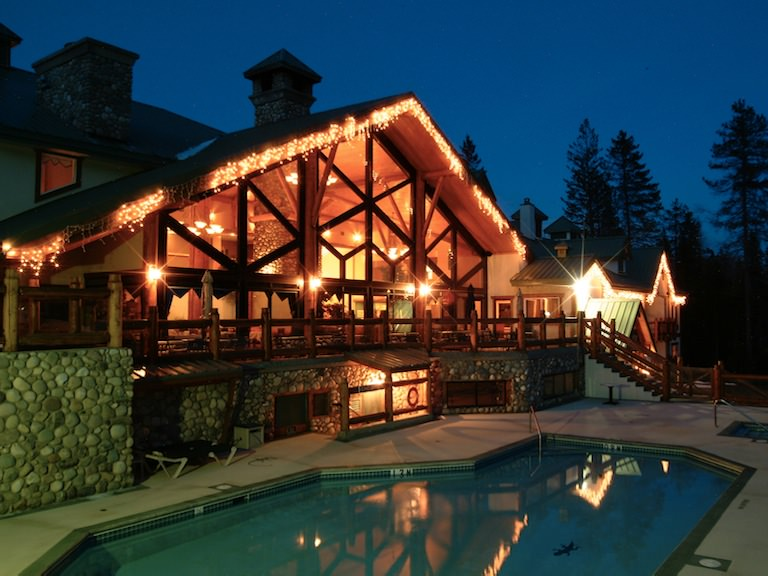 Lizard Creek Lodge, Fernie