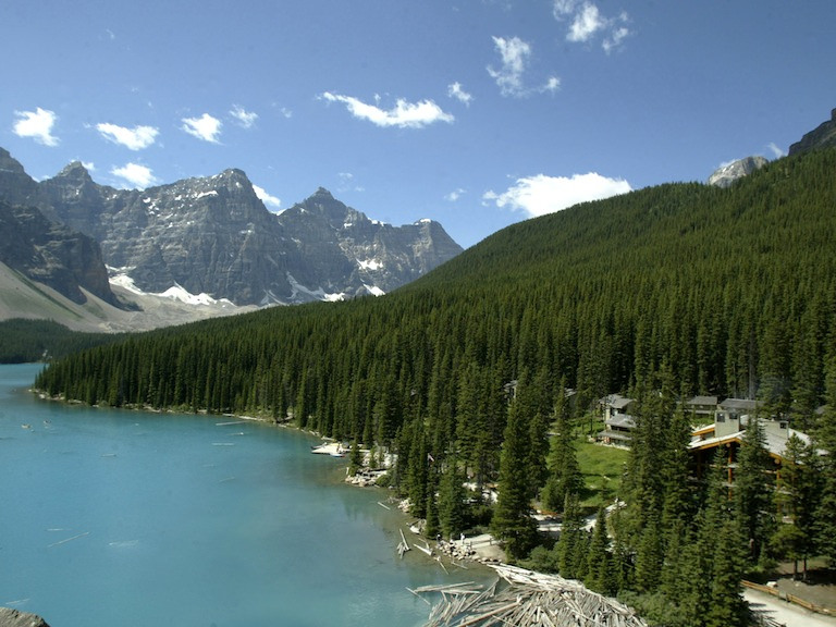 Moraine Lake Lodge, Banff National Park