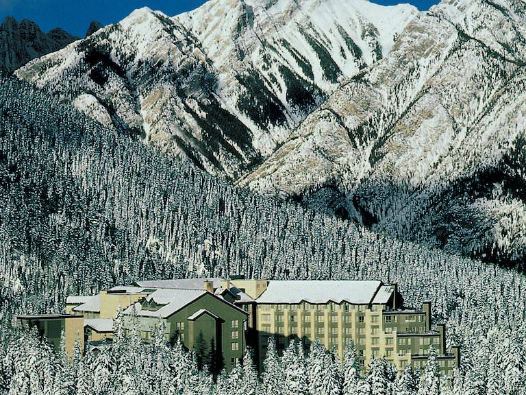 Rimrock Resort, Banff