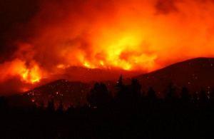 kelowna wild fire 2003